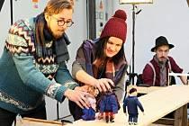 Studenti Fakulty umění a designu Západočeské univerzity v Plzni natáčeli v areálu DEPO2015 animovaný film