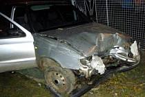 Městská policie v Plzni pronásledovala auto, za jehož volantem seděl opilý řidič