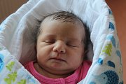 Anežka Hájková se narodila 14. února v 5 hodin ráno mamince Janě a tatínkovi Zdeňkovi z Borov. Po příchodu na svět v klatovské porodnici vážila jejich prvorozená dcerka 3180 gramů a měřila 48 centimetrů.