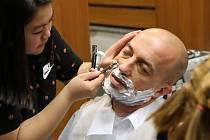 Závěr kampaně Movember.
