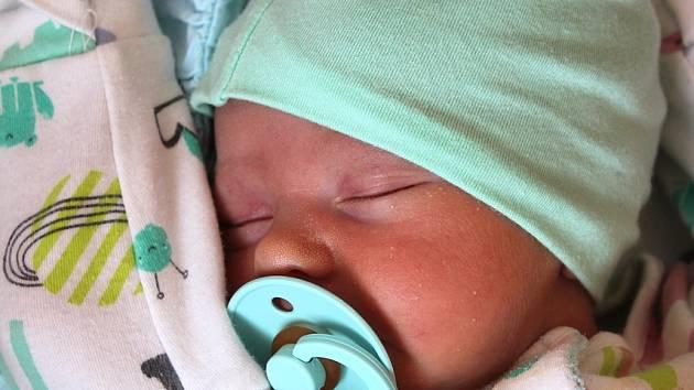 Daniel Klimeš z Plzně se narodil v porodnici na Lochotíně 5. září v 6:24 s váhou 3050 g a měřil 49 cm. Rodiče Anna a Daniel znali pohlaví svého prvorozeného miminka předem.