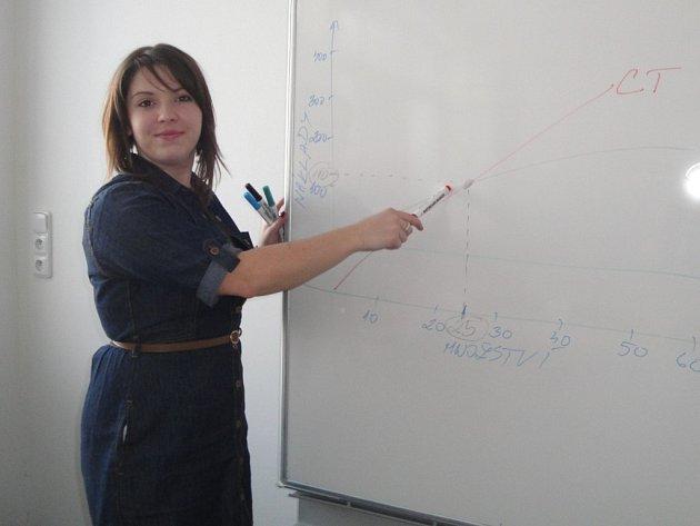 Katarina Bandžáková pokračuje v doktorandském studiu na Eletrotechnické fakultě ZČU v Plzni