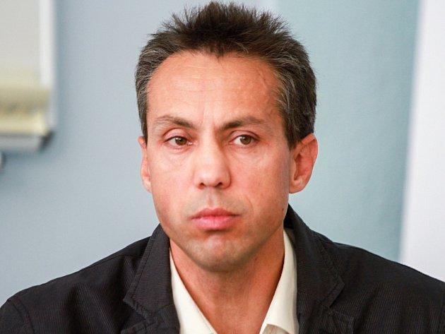 Provozní ředitel Vodárny Plzeň Jan Kretek.
