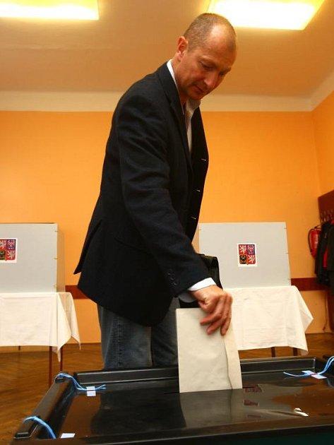 Petr Zimmerman volil v pátek svého nástupce. Na kandidátce už letos totiž není