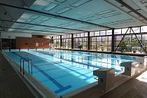 Bazén v Plzni na Košutce
