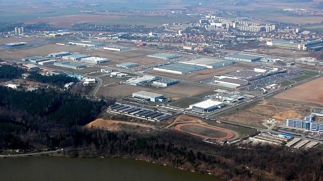 Průmyslová zóna na Borských polích