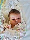 Nela Nováková se narodila 1. května v7:07 mamince Mileně a tatínkovi Patrikovi zPříkosic. Po příchodu na svět vplzeňské Mulačově nemocnici vážila jejich prvorozená dcerka 3920 gramů.