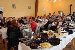 V Horušanech se o víkendu konala akce c. k. kuchyně aneb jak vařily naše babičky