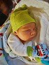 Bartoloměj Táborek se narodil 17. prosince ve 21:25 mamince Tereze a tatínkovi Romanovi zPlzně. Po příchodu na svět vplzeňské FN vážil jejich prvorozený synek 3860 gramů a měřil 52 centimetrů.