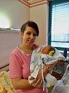 Jakub Spurný se narodil 3. ledna v1:44 mamince Michaele a tatínkovi Lukášovi zPlzně. Po příchodu na svět vplzeňské FN vážil bráška pětiletého Patrika 3010 gramů a měřil 48 centimetrů.