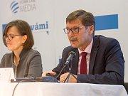 Setkání s hejtmanem v Plzni - Miroslav Chlad