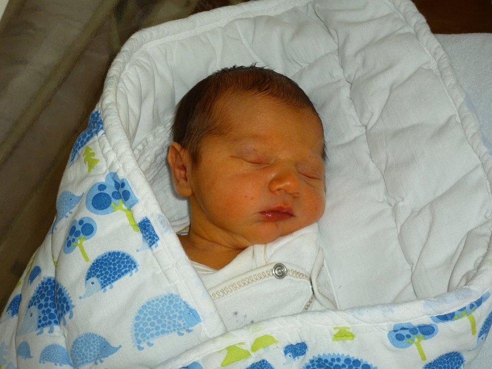 Lukáš Peksa z Kolince se narodil v klatovské porodnici 16. dubna v 0:52 hodin (3170 g, 51 cm). Maminka Monika s tatínkem Zdeňkem dopředu věděli, že jejich prvorozeným miminkem bude chlapeček.