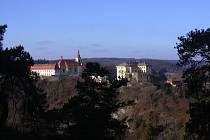Rabštejnský zámek.
