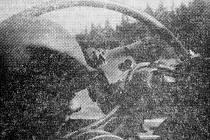 Pravda, neděle 21. ledna 1968. Dělostřelec za miřidly.