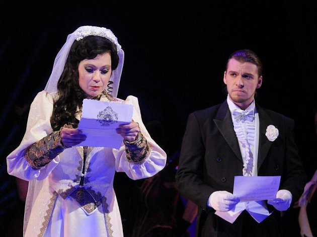 Opera Čardášová princezna je v sobotu 1. dubna na programu ve Velkém divadle v Plzni