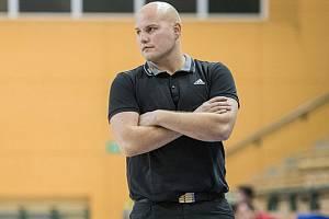 Trenér Lokomotivy Plzeň Erik Eisman.