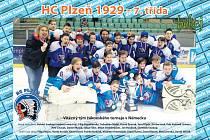 HC Plzeň 1929 - 7. třída