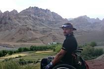 Jan Krauskopf  během expedice do Himálaje několikrát musel překonávat sám sebe.
