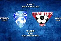 Interobal Plzeň : Helas Brno