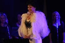 Koncert Lucie Bílé v Měšťanské besedě v Plzni