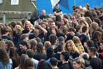 Metalfest v Plzni. Vystoupení kapely Death Angel