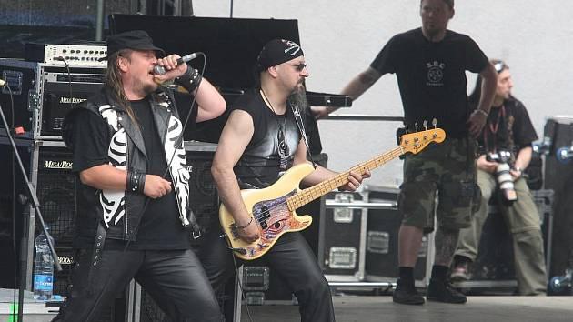 Vystoupení kapely Vitacit
