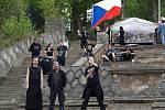 Metalfest v Plzni.