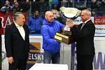 Prezidentský pohár hokej extraliga HC Škoda Plzeň.