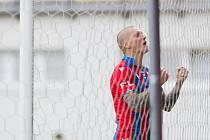 Zdeněk Ondrášek naposledy v Plzni skóroval proti Příbrami (3:3)