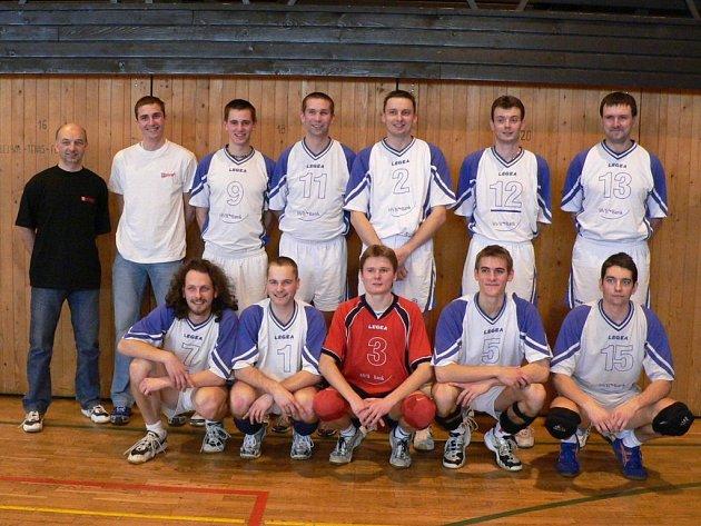 Skupinové foto USK Slavia Plzeň