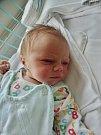 Lukáš Sládek se narodil 8. května v 11:04 mamince Veronice a tatínkovi Petrovi z Litic. Po příchodu na svět v plzeňské porodnici U Mulačů vážil bráška dvouleté Elišky 3300 gramů a měřil 50 centimetrů