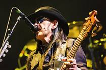 Hlavní hvězdou plzeňského Rock For People bude kapela Mötorhead v čele s Lemmym Kilmisterem