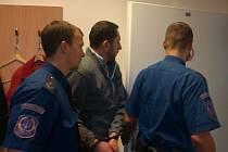 Martin Štěpánek u soudu