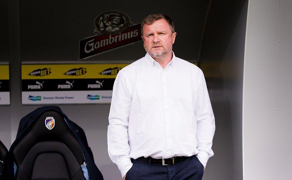 Pavel Vrba, dlouholetý kouč Viktorie Plzeň teď vede pražskou Spartu.