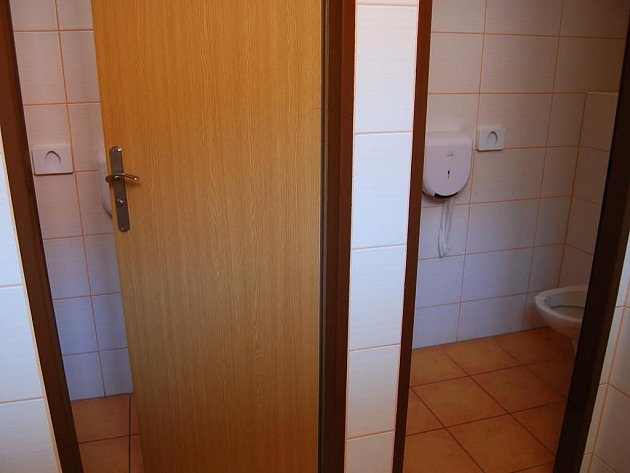 WC v Přešticích – zřejmě nejlepší, jaké jsme při testu navštívili