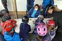 Dopravní výchova pro předškoláky prověří jejich znalosti.