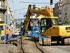 Porucha omezí provoz tramvaje č. 1