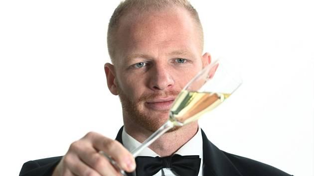 Sommelier společnosti Bohemia Sekt David Král je zároveň nejlepším sommelierem  České republiky pro rok 2015