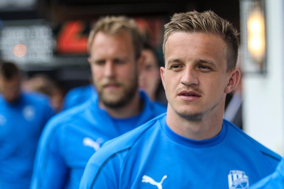 Záložník Viktorie Plzeň Jan Kopic byl vyhlášen nejlepším hráčem české ligy, s Viktorií získal další titul a stabilně nastupoval i v reprezentaci.