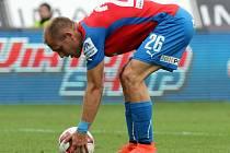 Daniel Kolář vstřelil Slovácku dvě branky.