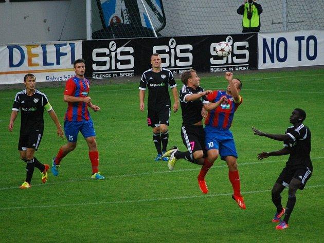 Nomme Kalju – Viktoria Plzeň 0:4