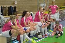 Ženy týmu SK Interobal Plzeň.