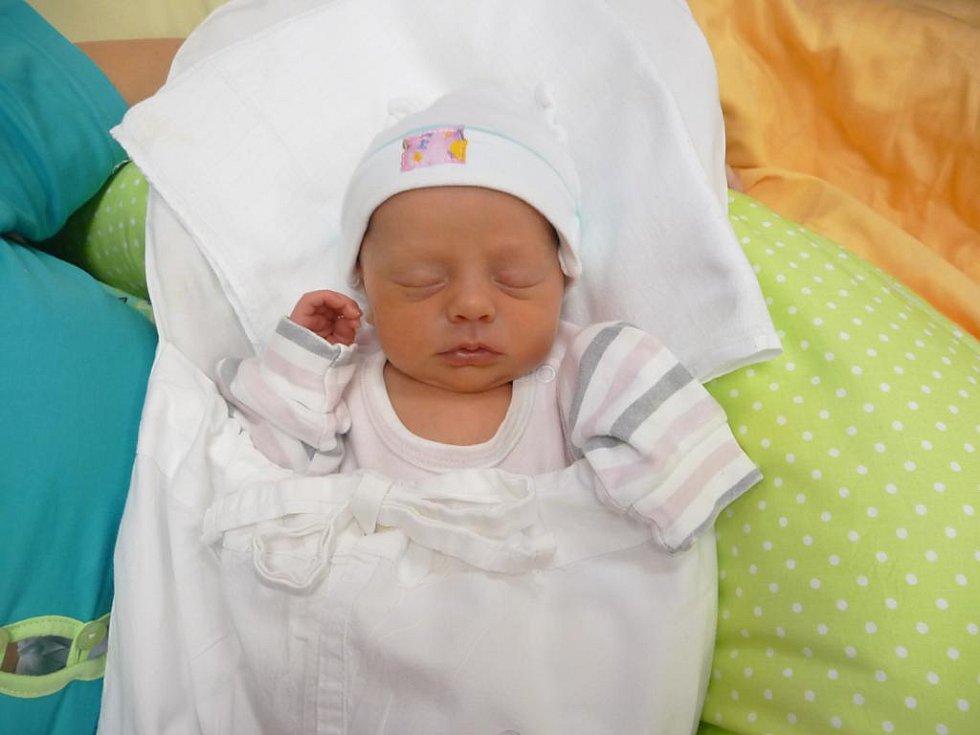 Nela (3,14 kg, 51 cm) se narodila 20. listopadu v 10:53 v plzeňské fakultní nemocnici. Na světě svoji prvorozenou holčičku přivítali maminka Jaroslava Česáková a tatínek Ladislav Mráz z Merklína