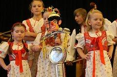 Dětské lidové muziky se sešly v sobotu v Plzni.
