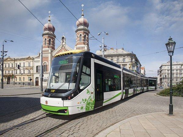 Tramvaj pro maďarský Miskolc