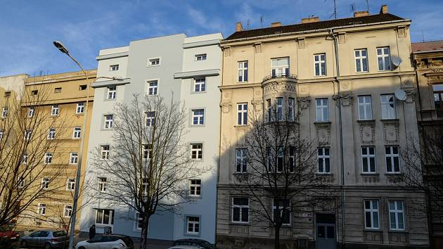 Opravit budovu v Plachého ulici vyšlo na 10,5 milionu korun. Peníze šly z městské kasy.