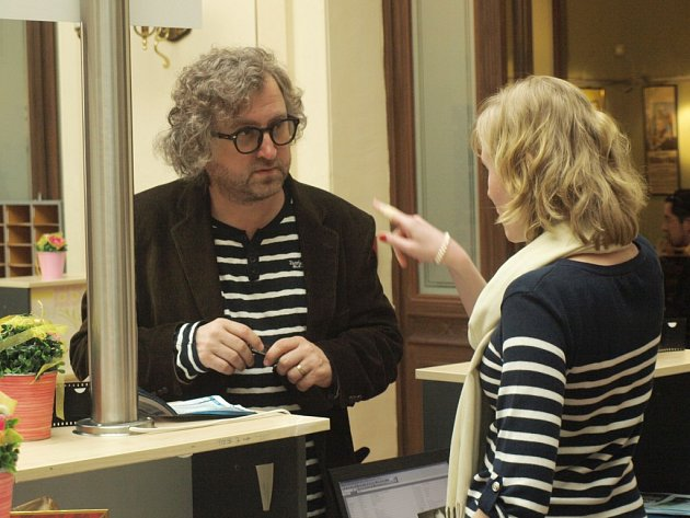 Režisér Jan Hřebejk přijel na Filmový festival Finále už loni, jubilejní 25. ročník nabídne také jeho rané snímky