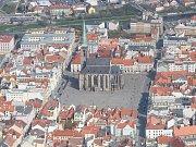 Katedrála sv. Bartoloměje, Plzeň.