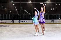 S dívkami se účastní závodů Českého poháru. V uplynulé sezoně se její svěřenkyně Nikola Straková umístila na prvním místě na závodech v Děčíně, dále druhé místo ze závodů v Chebu, nebo druhé místo Nikol Adamcové v Mladé Boleslavi.