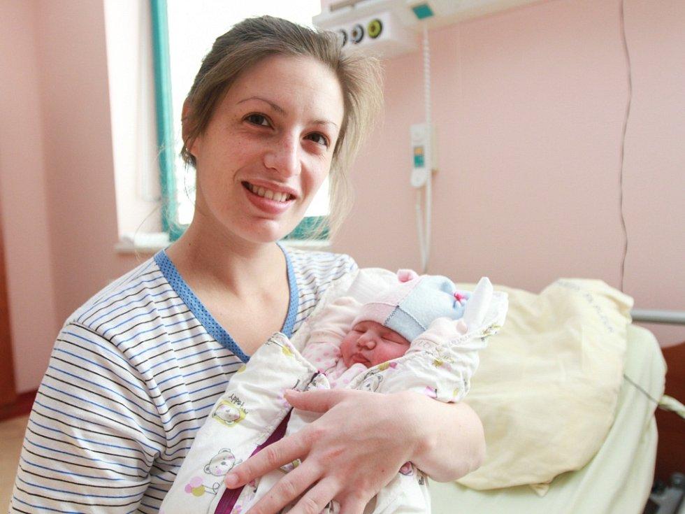 Magdalena Košťálová s maminkou Ninou